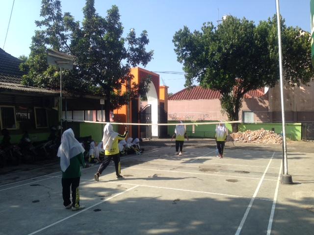 Mau Sehat Ayo Olahraga Smk Muhammadiyah 4 Yogyakarta