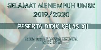 Pelaksanaan UNBK 2020 Kelas XII SMK Muhammadiyah 4 Yogyakarta. Bagaimana Kelanjutannya?